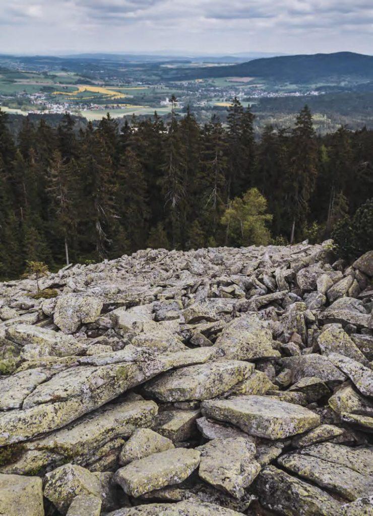 Bayerns steinreiche Ecke: Geologische Schätze