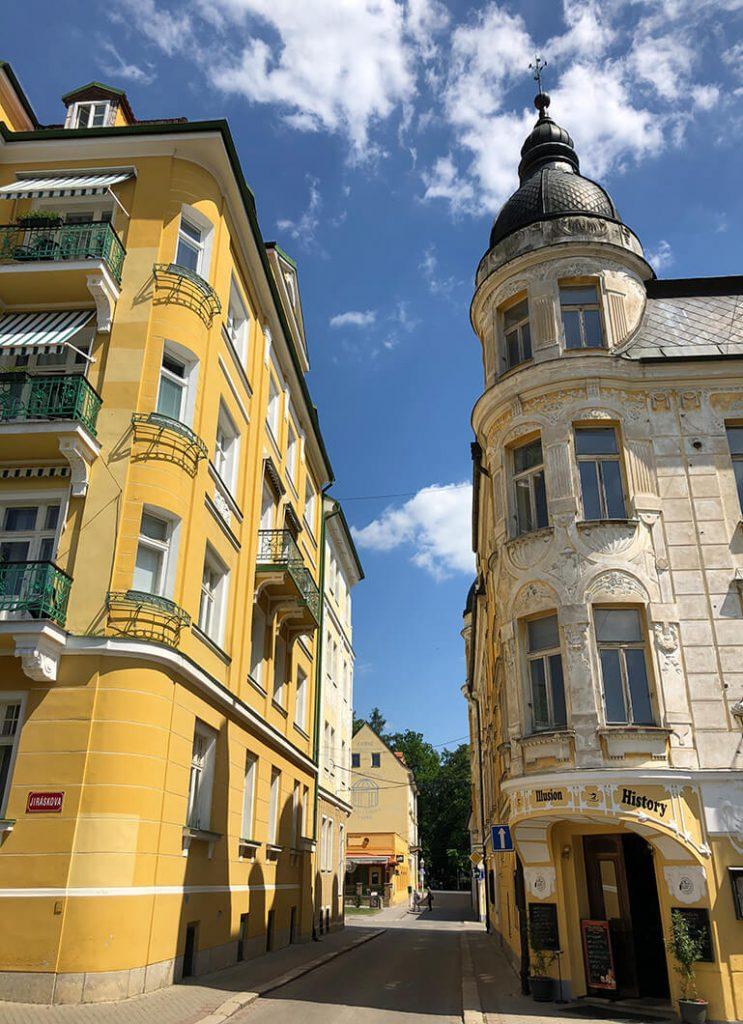 Böhmen eines der historischen Länder in der Tschechischen Republik