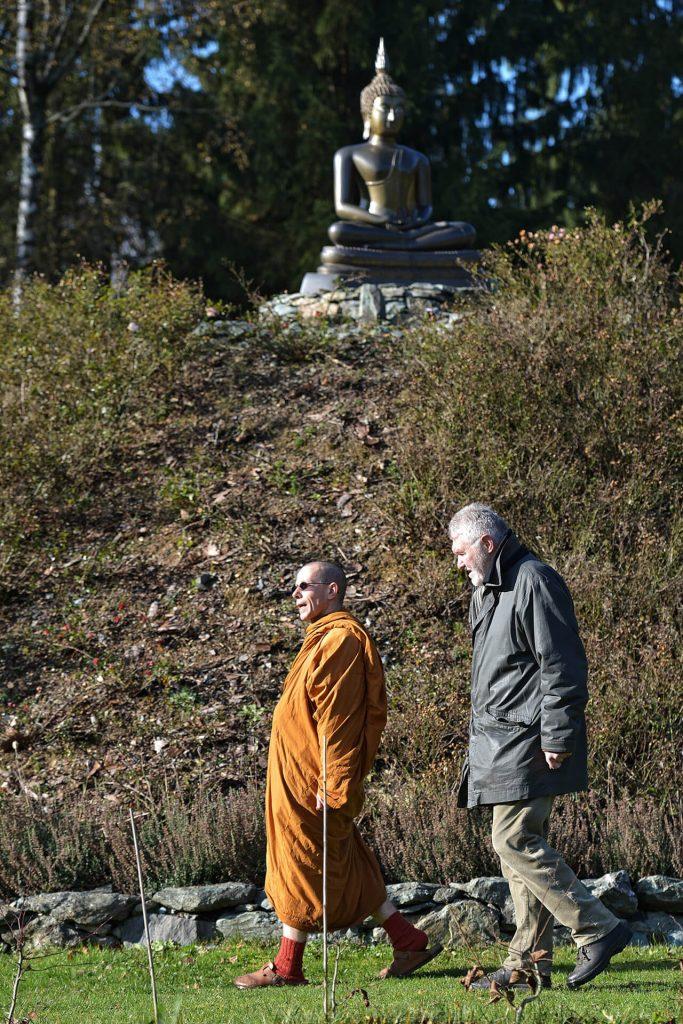Das buddhistische Waldkloster Muttodaya