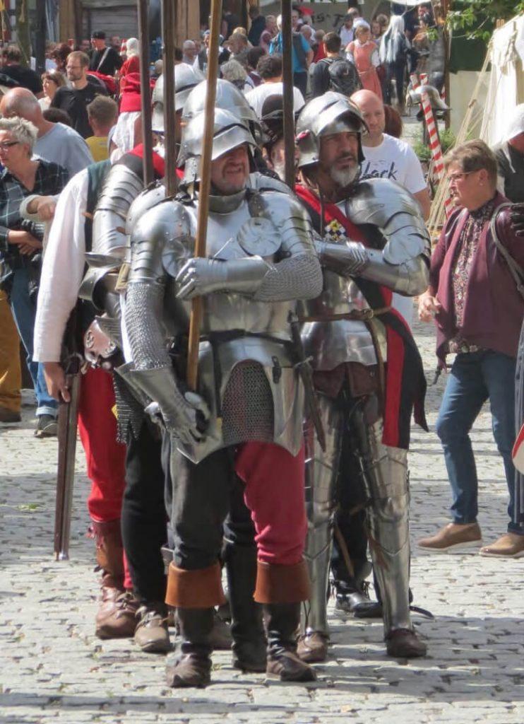 Das Burgfest Lichtenberg