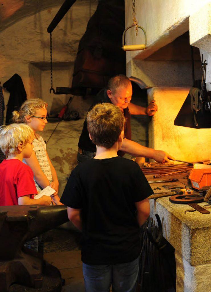 Das Fichtelgebirgsmuseum in Wunsiedel