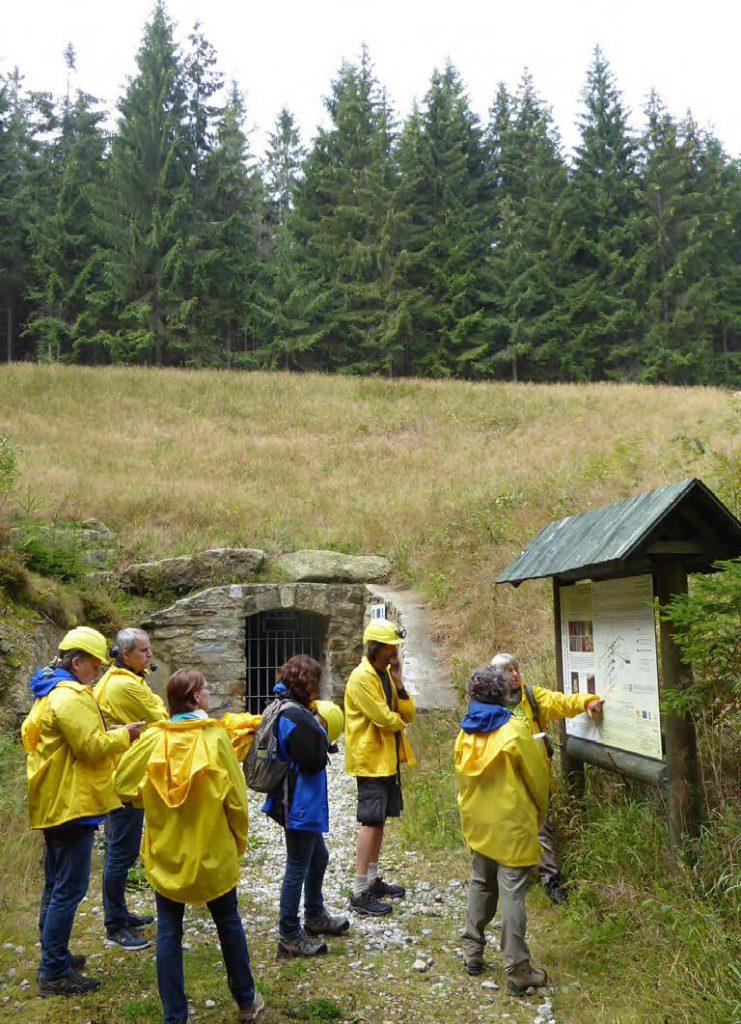 Wo der Zinn schimmerte: GEO-Erlebnisweg Weißenstadt