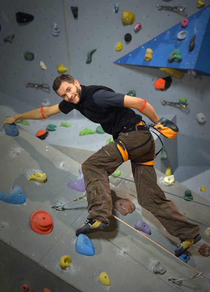 In die Vertikale: Indoor-Klettern in Hochfranken