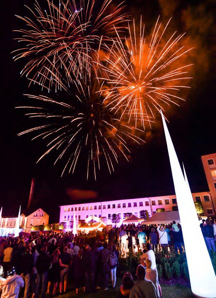 Das Sommer-und Lichterfest in Bad Alexandersbad