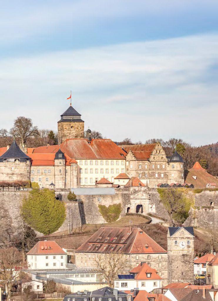 Kronach: Die Lucas-Cranach-Stadt
