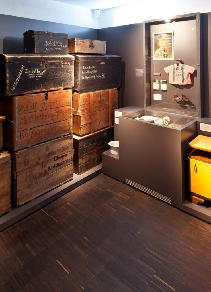 Heimat und Fremde: Das Museum Bayerisches Vogtland