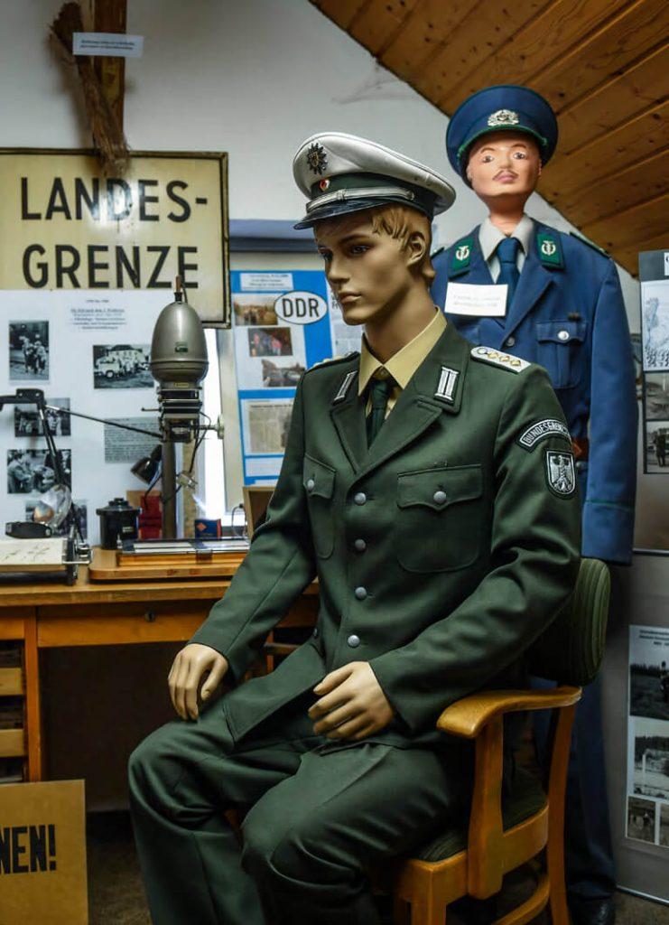 Von Schmuggel, Bränden und Steinen: Museums-Spezialitäten in Hochfranken