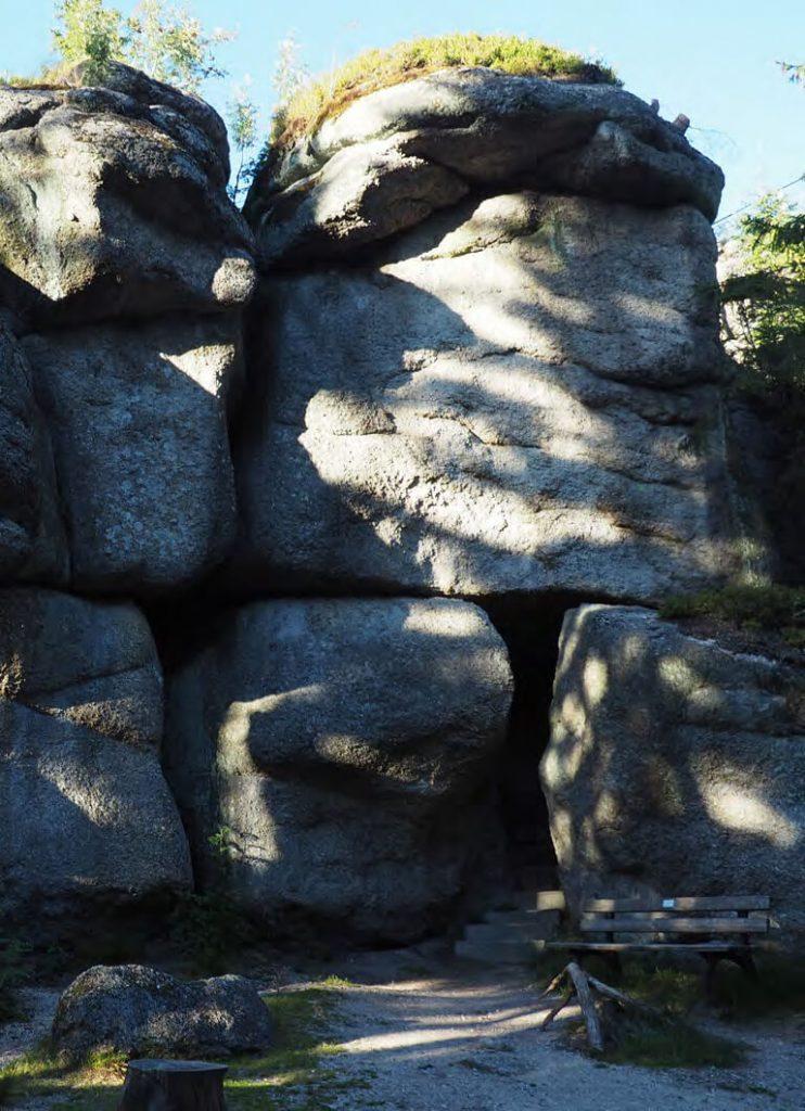 Die Felsen empor: Outdoor-Klettern in Hochfranken