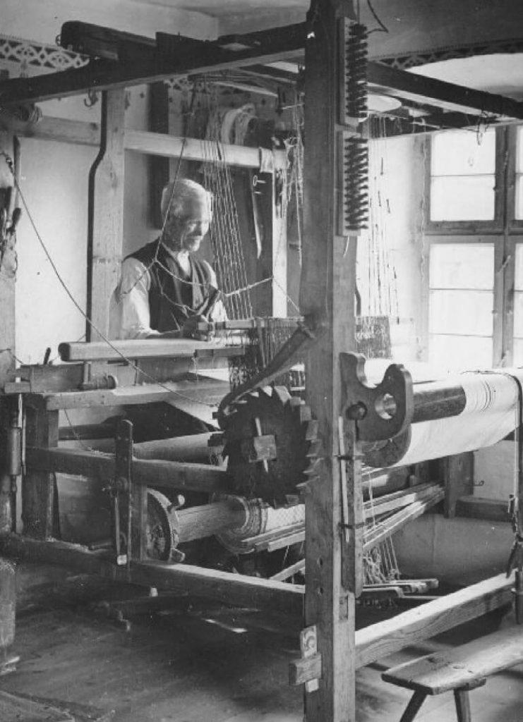 Der Stoff, aus dem der Frankenwald ist: Das Textilmuseum Helmbrechts