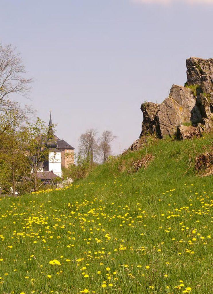 Wachende Jungfrau: Sagenhaftes Schauenstein