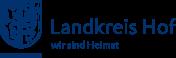 Das Logo des Landkreises Hof