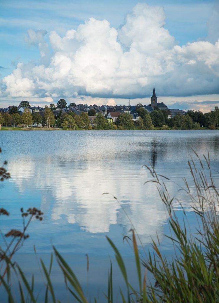 Surfen, Segeln, Entspannen: Der Weißenstädter See